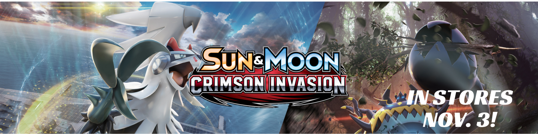 Sun and Moon Crimson Invasion